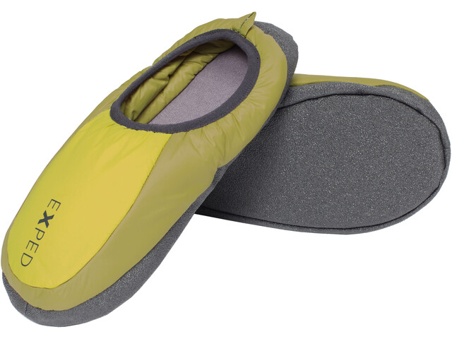 Exped Camp Slippers Unisex lichen green